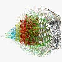 Neural Network X3 Artificial Intelligence