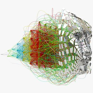 artificial intelligence neural 3D