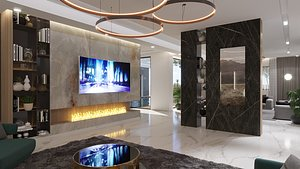 3D house bm floor