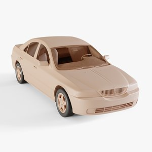 1999 Lincoln LS model