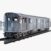 NY Subway Train R38