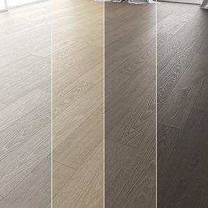 Wood Floor Set 12 3D
