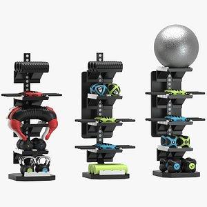 gym escape rack model