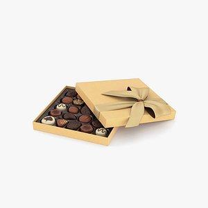 Chocolate Box 3D