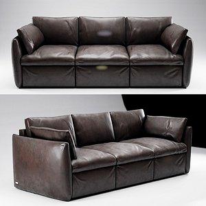 3D Soft sofa ue4 project model
