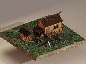 3D Sawmill Level 5