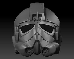 3D AT-AT Helmet