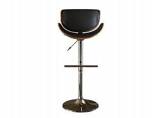 bar stool faux 3D model