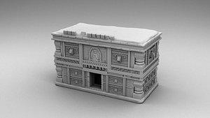 3D modular build