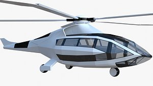Bell FCX helicopter