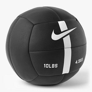 3D model Nike Strength Training Ball