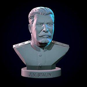 STALIN 3D model