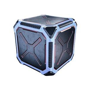 Sci-fi Box Game Free 3D
