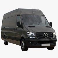 Mercedes-Benz Sprinter Panel Van SWB 2015