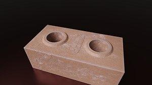 3D brick pbr