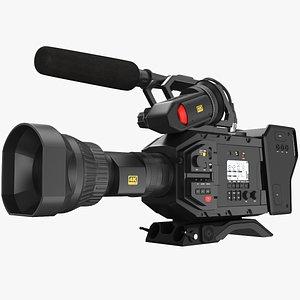 real studio camera 3D