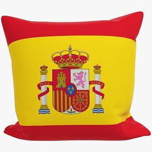 3D Sofa Pillow V44