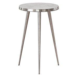 metal aluminum table end model