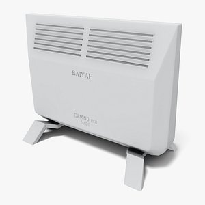 heater architectures 3D model