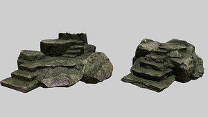 Altar Set 3D model