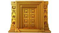 traditional decorative door3