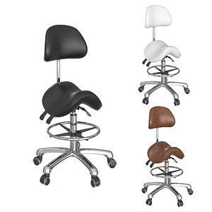master chair 3D model