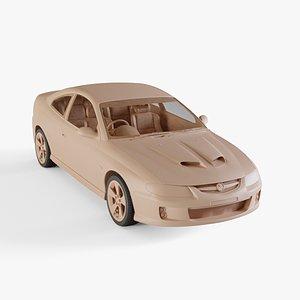 3D 2005 Holden Monaro CV8 Z model