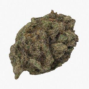marijuana bud 3D