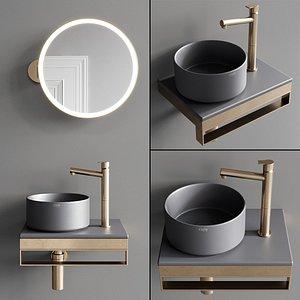 Ceramica Cielo Shui Comfort art. Milat Set 2 model