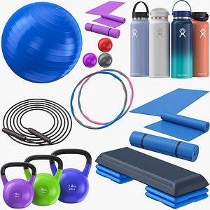 3D Exercise Collection
