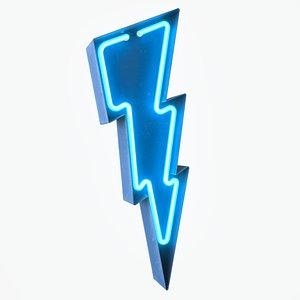 3D model Lightning Bolt NEON Sign