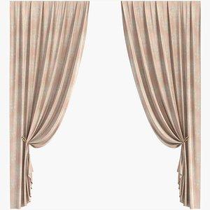 3D Curtain(1) model