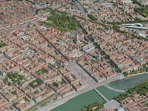 3D turin city model