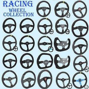3D sparco steering wheels street