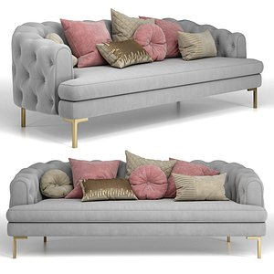 Pierre Sofa 3D model