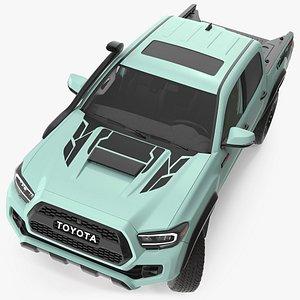 3D toyota tacoma trd pro