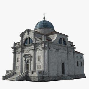 church european 3D