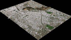 3D Santiago - Chile