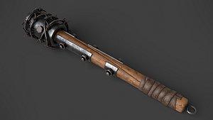 Modifiable Strike Weapon 02 3D