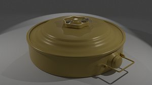 3D landmine tm46