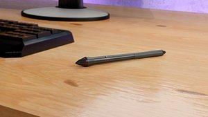 3D Wacom Pen model