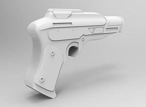 gun style model