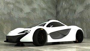 supercar sportscar car model