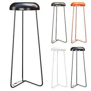 Vesoi Trepie floor lamp model