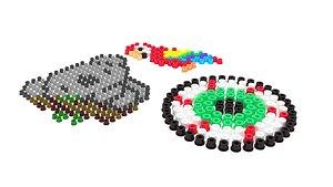 Hama Beads Crafts model