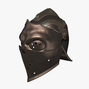 apollyon helmet honor printed 3D