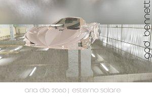 aria dio supercar 3D
