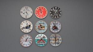 3D clock20211016