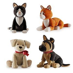3D model Plush Toys 07