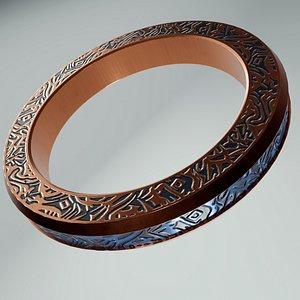 10 Ring Shang-Chi 3D model